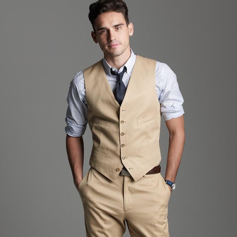 vêtements-mode-homme-couleur-lumineux-options-beige
