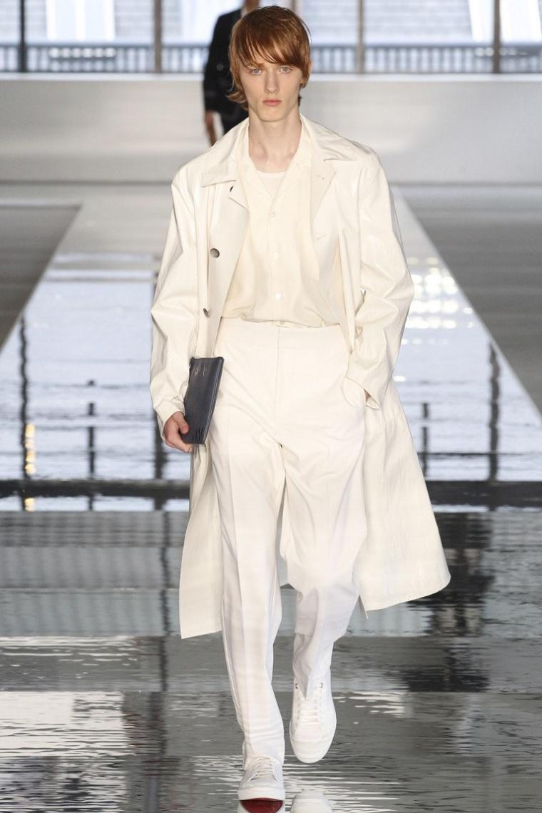 vêtements-mode-homme-manteau-long-blanc