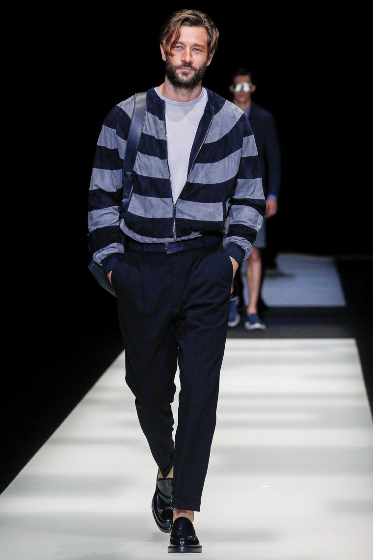 Giorgio-Armani-design-modern-jacket-stripes