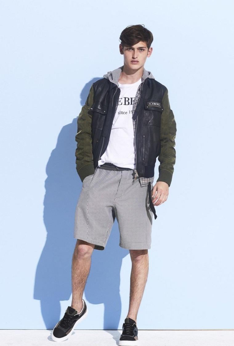vêtements de sport-homme-options-style