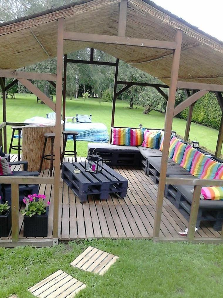 Où acheter ce dont vous avez besoin pour décorer une terrasse de détente